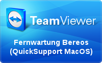 TeamViewer 15 QuickSupport MacOS