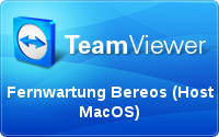Fernwartung Bereos OHG Mac (Host)