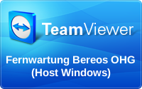 Fernwartung bereos OHG Windows (Host)
